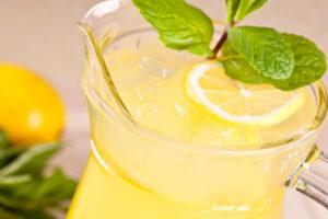 Limon Aromalı Yüksek Proteinli Ürünler