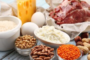 Yüksek Proteinli Ürünlerin Faydaları