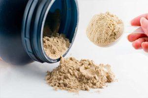 Muz Aromalı Protein Takviyesi
