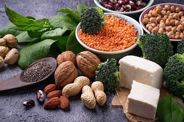 Protein Ağırlıklı Beslenme