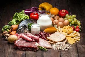 Yüksek Protein İçerikli Diyet